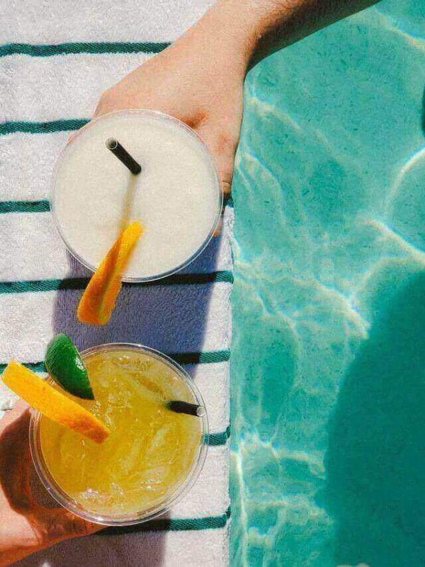 Soyez relax et détendu grâce au robot piscine qui travaille pour vous.